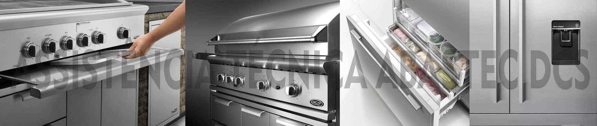 Conserto DCS by Fisher & Paykel - DCS Appliances